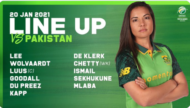 Pak women vs South Africa Women   1st ODI  Live Streaming, Scorecard Guide