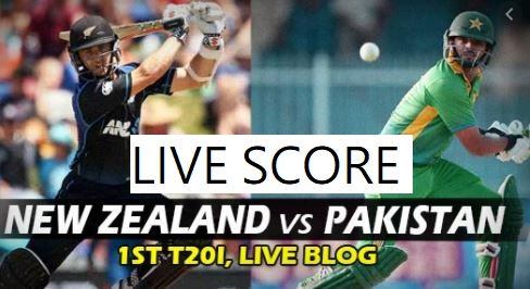Pak vs nz 1st t20 live score streaming
