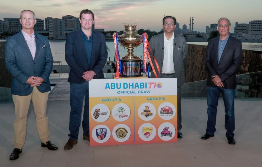 Abu Dhabi T10 League 2021: Full team squads, Player list  of all teams