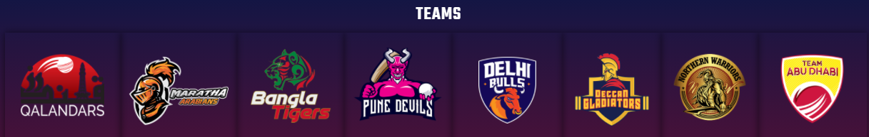 Abu Dhabi T10 League 2021: Live Streaming Schedule and Fixtures ,Venue