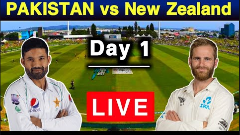 PAK vs NZ 1st Test Match preview, prediction, playing11,Pitch report, Live Streaming , Live Score