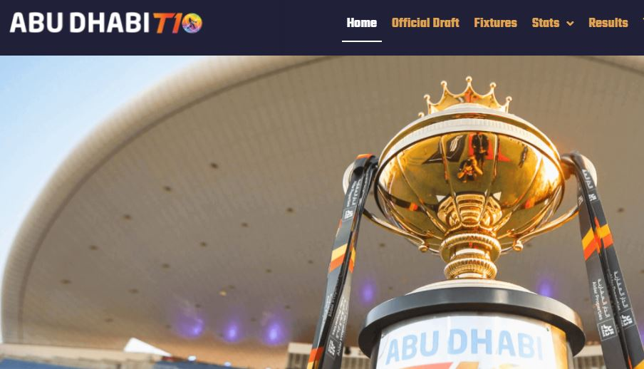Abu Dhabi T10 League TV Channel list  and Live streaming guide