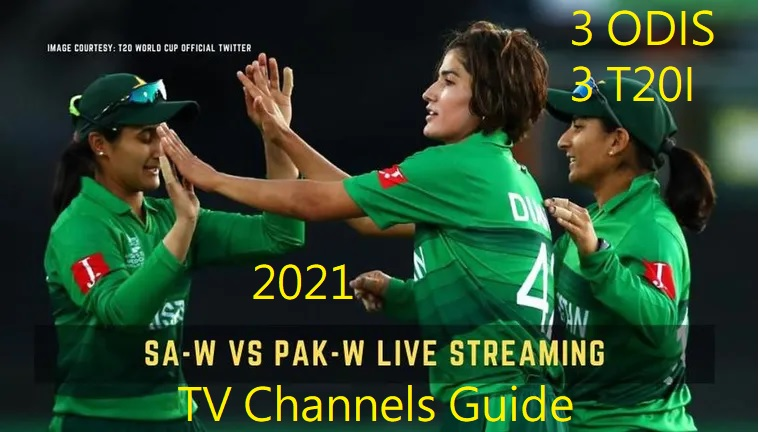 PAKW vs SAW Live Streaming Tv channels Guide