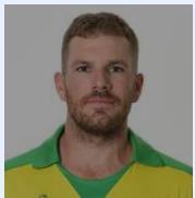 Top 5 batsman with most runs  in ODI 2020