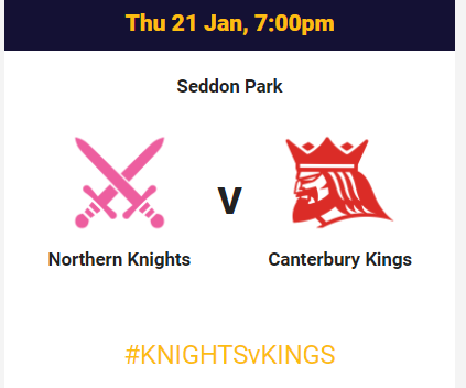 Knights vs Kings live streaming match 20 Super Smash