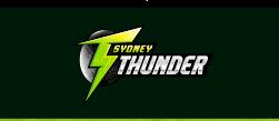 Sydney Thunder progress in BBL10 -performance Sydney thunder bbl10