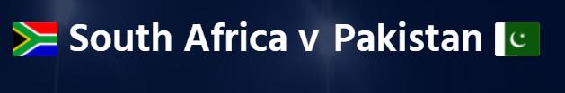 South Africa Women vs Pakistan Women 2nd ODI