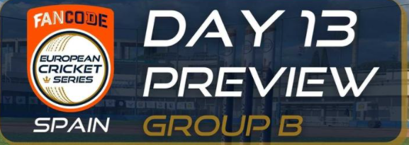 BARNA ROYALS (BAR) vs PAK I CARE(PIC) Match 62 Fancode ECS Spain Barcelona -Dream11, Preview,match details, live streaming