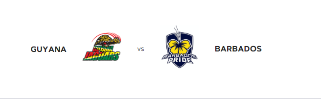 Guyana vs Barbados live streaming super 50 cup match 2