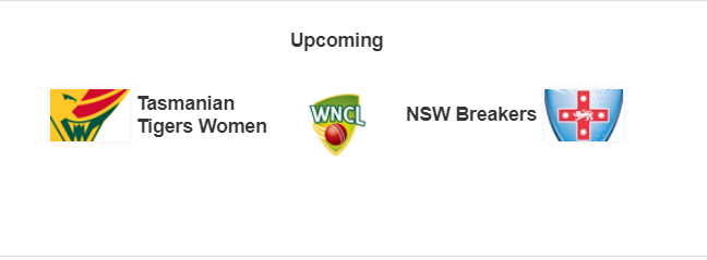 WNCL 2020-21: Match 12 , New South Wales Breaker Women vs Tasmanian Tigers Women– Live streaming, live Score , Live Telecast , Dream11