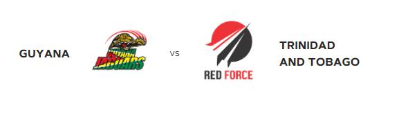 Guyana vs Trinidad