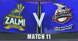 PSL 6 2021 : Match 2nd LQ vs PZ Dream11 Team Prediction, Head to Head Stats -Lahore Qalandars vs Peshawar Zalmi