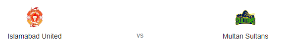 PSL 6 2021 : Match 3rd MS vs IU Dream11 Team Prediction, Head to Head Stats -Multan Sultans vs Islamabad United