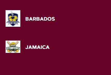 Jamaica vs Barbados match 14 Super50 Cup 2021