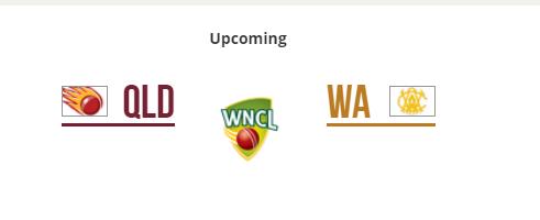 WF -W vs QLD -W match 16 WNCL 2021