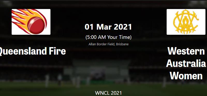 WA W vs QLD W match 16 WNCL Dream11 prediction
