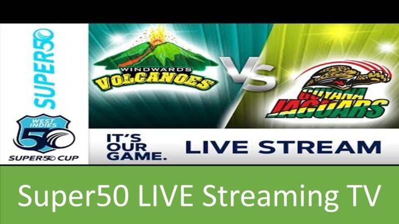Super50 live streaming