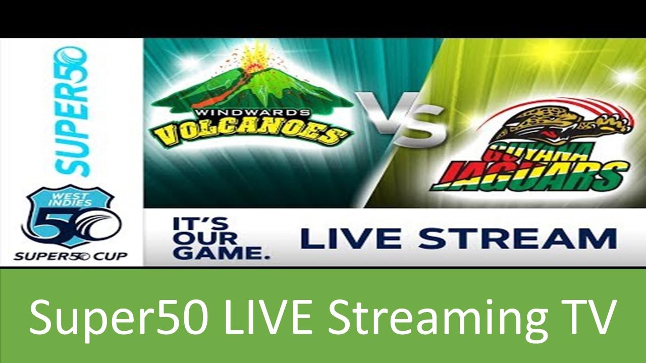 CG Insurance Super50 Cup Live Streaming, Schedule, Team Squads – ESPN Caribbean LIVE