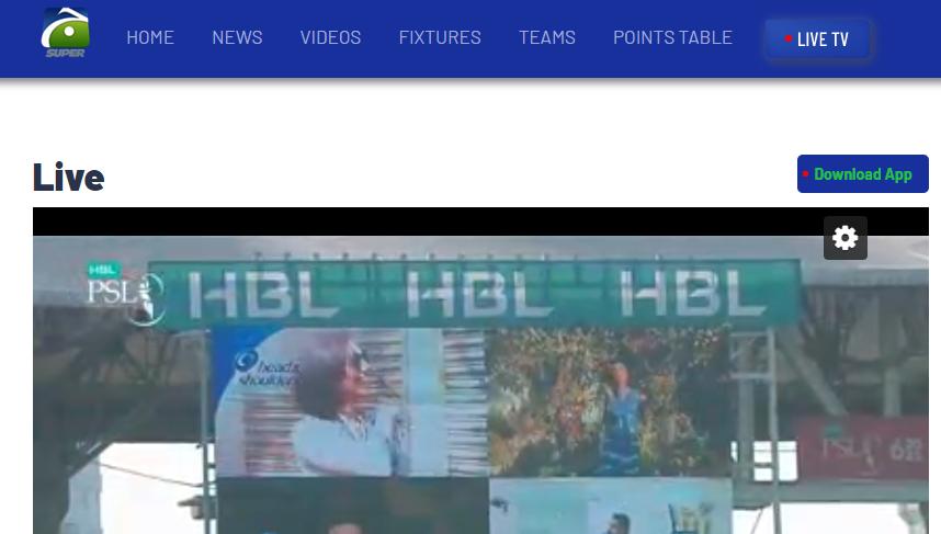 LQ vs PZ LIVE Streaming Online – Where to Watch Online Free | Lahore Qalandar vs Peshawar Zalmi Live Streaming