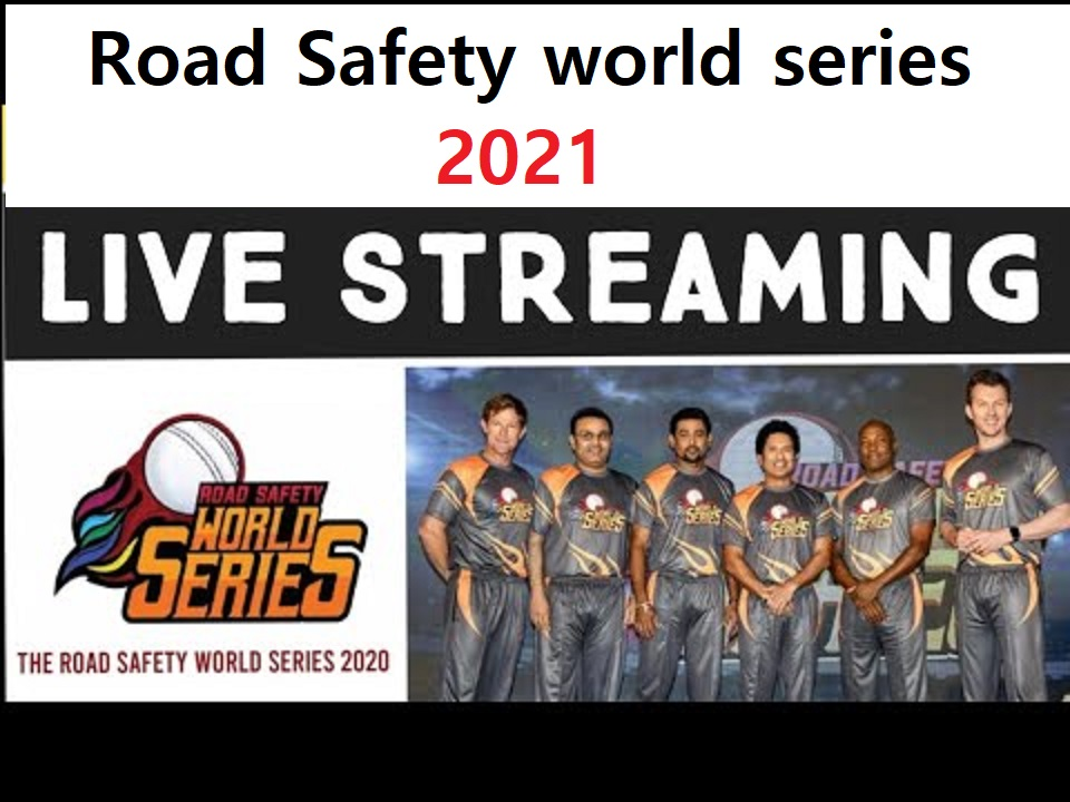 ENG-L vs WI-L LIVE | Road Safety World Series Live Streaming TV Channels, Fixtures and Schedule with Team squads
