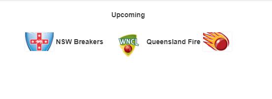 NSW-W vs QLD-W match 24 WNCL 2021