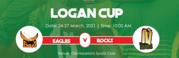 Rocks vs Eagles Logan Cup