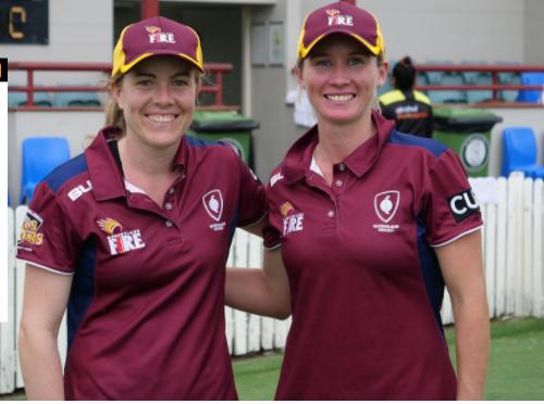 WNCL 2021 Match 16 – Queensland vs Western Australia – Queensland batting records -368/4 Queensland highest WNCL total
