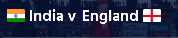 IND vs ENG 4th T20 Live Streaming TV Channels, Live telecast, Live broadcast | Where to watch live online and Dream11