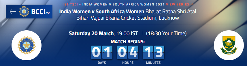 SAW vs INDW 1st T20 LIVE STREAMING TV CHANNELS GUIDE – South Africa  Women vs India Women T20 LIVE Streaming Tv Channels | Where to LIVE | T20 Series Schedule 2021 | Team Squads