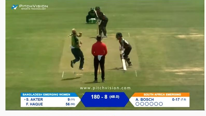 BAN Emerging Women vs RSA Emerging Women live streaming