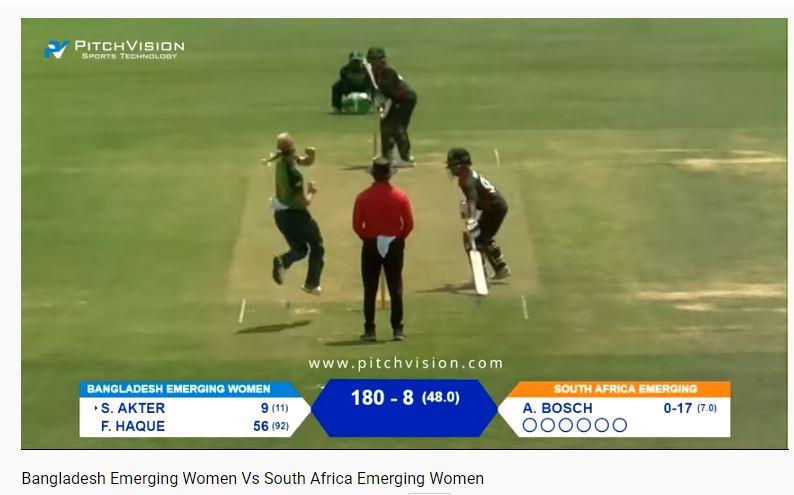 Bangladesh Women Emerging vs South Africa Women Emerging, Match 2, Bangladesh Women Emerging VS South Africa Women Emerging Live Streaming