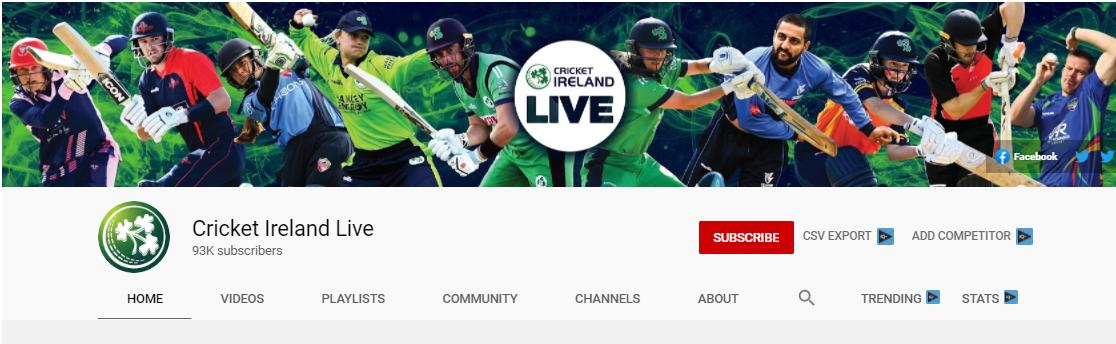 Leinster Lightning v North West Warriors Live streaming